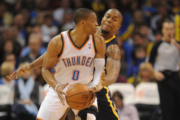 Definitive Guide to Pacers vs. Thunder and Sunday's NBA Action