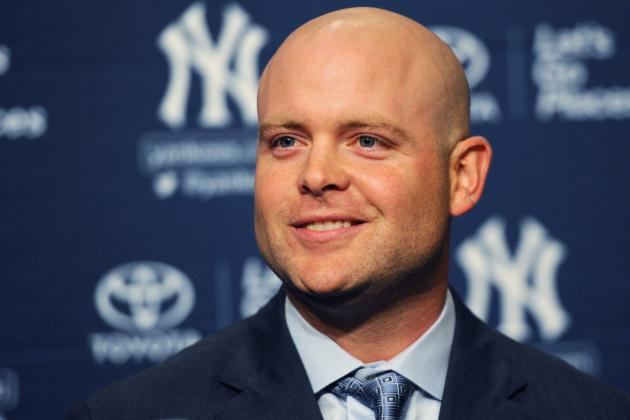 Big Takeaways from Brian McCann's New York Yankees Press Conference
