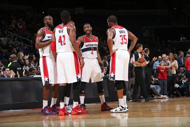 Washington Wizards Power Rankings: Rating Each Player After 6 Weeks