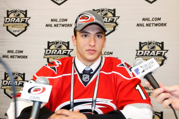 Carolina Hurricanes Prospect Updates: Tolchinsky, McGinn Burning OHL