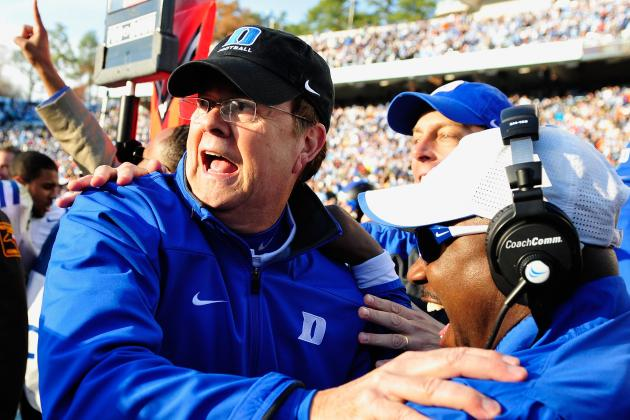 Duke's 4 Keys to Upsetting Florida State in the ACC Championship Game