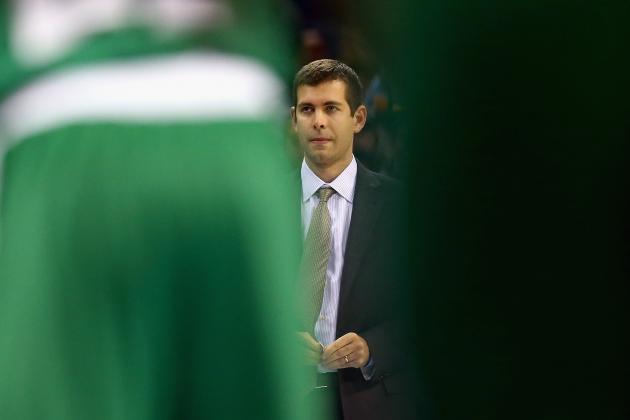 Brad Stevens Is Screwing Up the Boston Celtics' Tanking Efforts