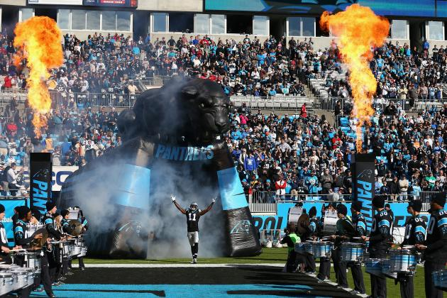 Carolina Panthers: 5 X-Factors Going into Their Game Against the Saints