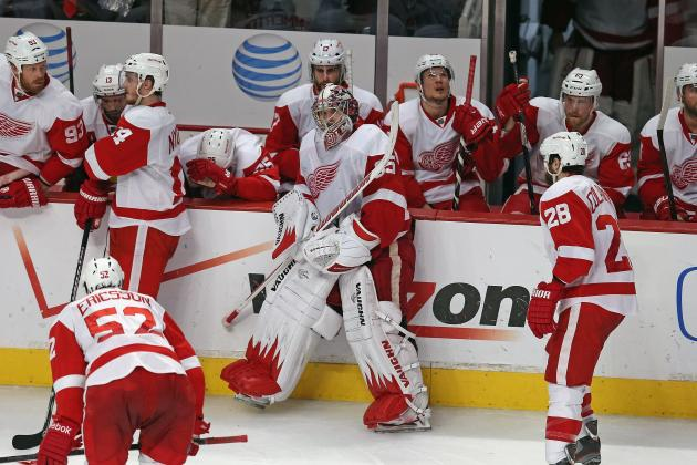 The Most Disappointing Detroit Red Wings so Far in 2013-14