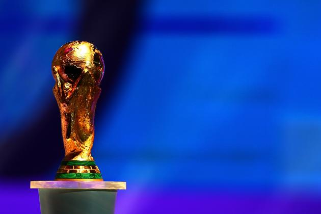 B/R Experts Predict the Path to 2014 World Cup Glory