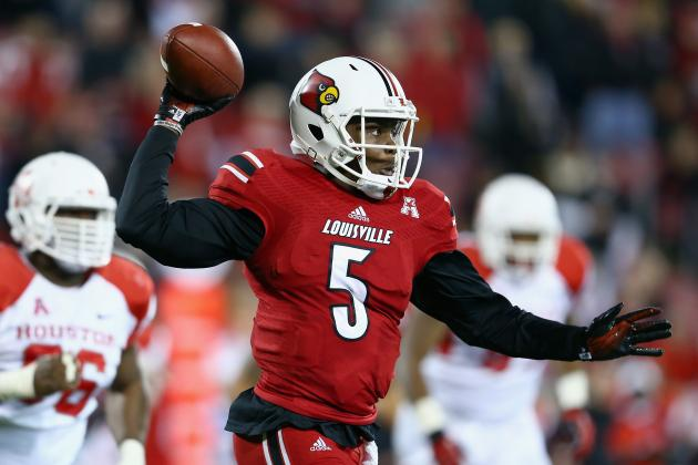 Which 2014 QB Prospect Best Fits the Free-Falling Houston Texans?
