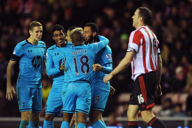 Sunderland vs. Tottenham Hotspur: 6 Things We Learned