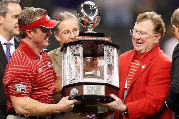 New Orleans Bowl 2013: Louisiana-Lafayette vs Tulane TV Info and Predictions