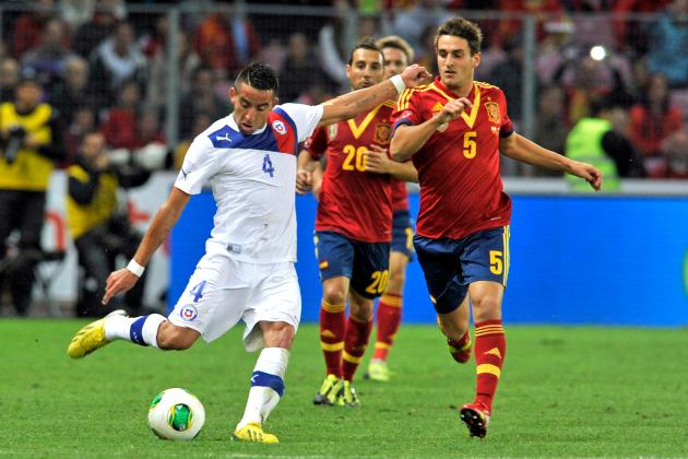 Rivalries Revisited: World Cup 2014 Group Stage Clashes with History