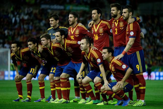 Breaking Down Spain's World Cup 2014 Group Stage Opponents