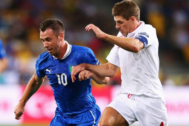 England vs. Italy: Key Battles in 2014 World Cup Opener