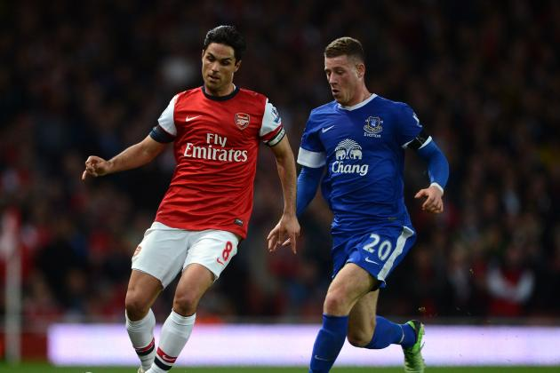 Tactical Battles That Will Shape Arsenal's Clash with Everton