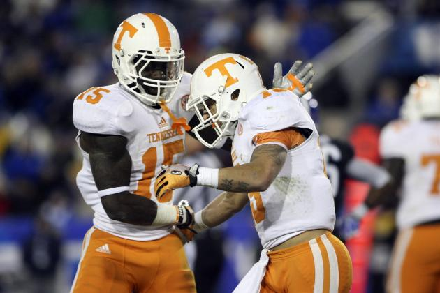 Tennessee Football: Grading the Vols' 2013 Season