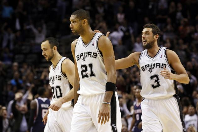 San Antonio Spurs Power Rankings: Rating Every Player After First Six Weeks