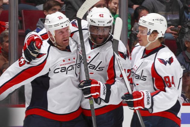 1 Improvement Each Washington Capitals Line Must Make