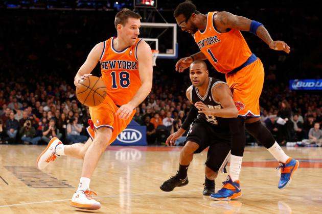 Grading the New York Knicks' Pleasant Surprises So Far This Season