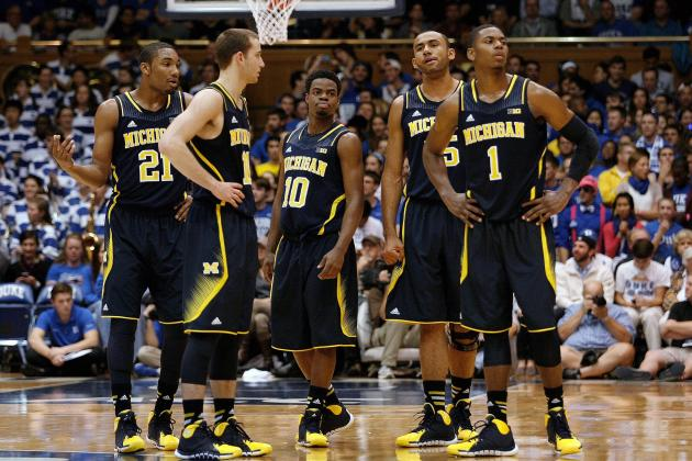 Michigan Basketball: Stock Watch for the Wolverines' Starters