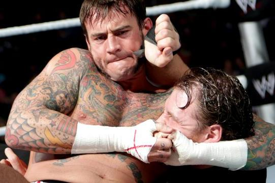 WWE Week in Review, Dec. 7: Sin Cara Returns, CM Punk Battles The Shield