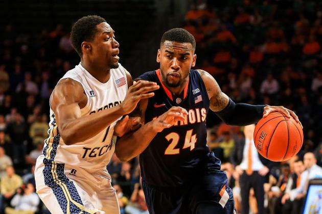 Illinois Basketball: Biggest Improvements Illini Have Made in 2013-14