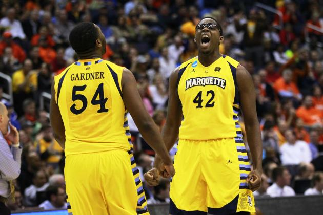 Marquette Basketball: Golden Eagles' Best Situational Lineups in 2013-14