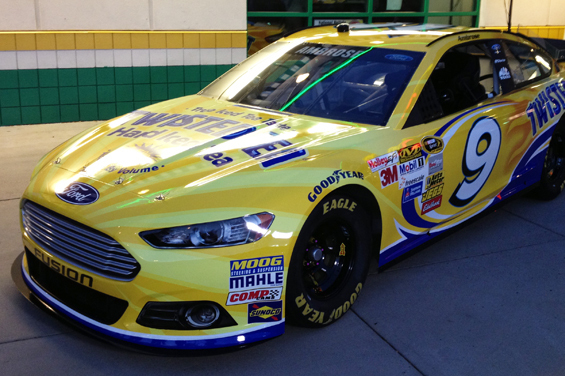 Grading the New NASCAR Paint Schemes Revealed for 2014 Season