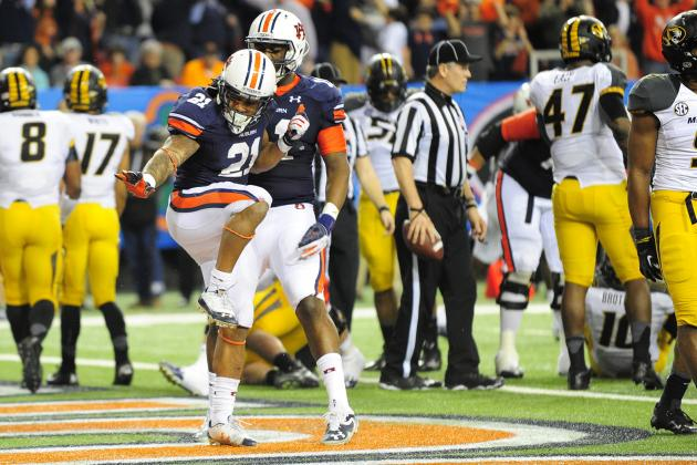 Auburn vs. Missouri: 10 Things We Learned in 2013 SEC Championship Game
