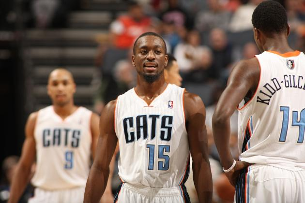 Charlotte Bobcats Power Rankings: Rating Every Player After First 6 Weeks