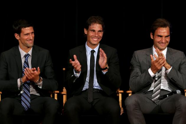 Most Memorable Tennis Match for Each Year of Federer-Nadal-Djokovic Era