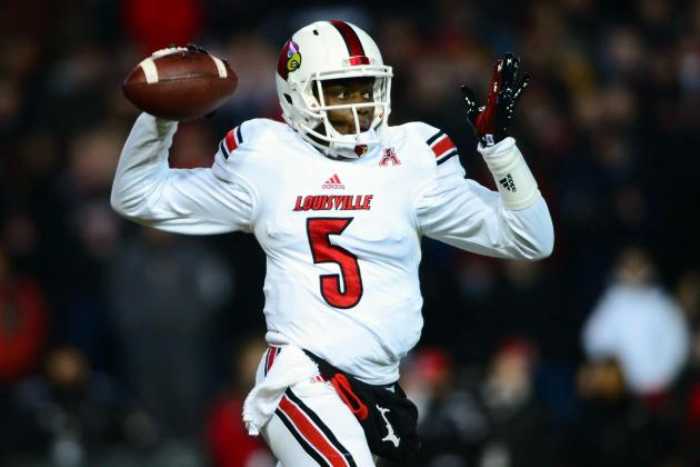 Russell Athletic Bowl 2013: Miami vs. Louisville TV Info, Predictions and More
