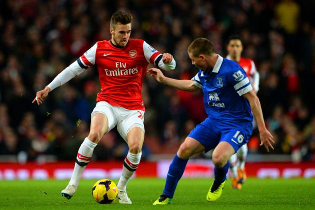 Arsenal vs. Everton: 6 Things We Learned