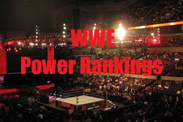 WWE Power Rankings for 12/9/2013, Pre-WWE TLC 2013 Edition