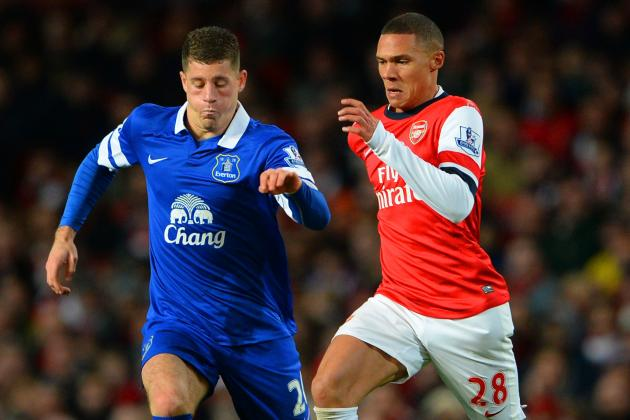 Premier League Team of the Week: Ross Barkley, Dimitar Berbatov Star