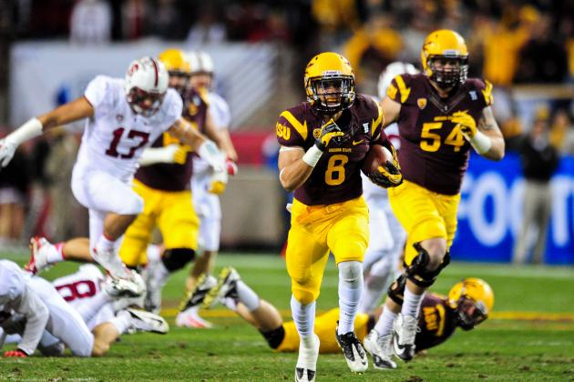Holiday Bowl: Arizona State vs. Texas Tech TV Info, Predictions and More