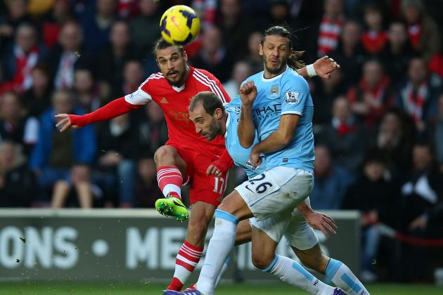 Dani Osvaldo's City Silencer and the Greatest Football Moments of the Weekend