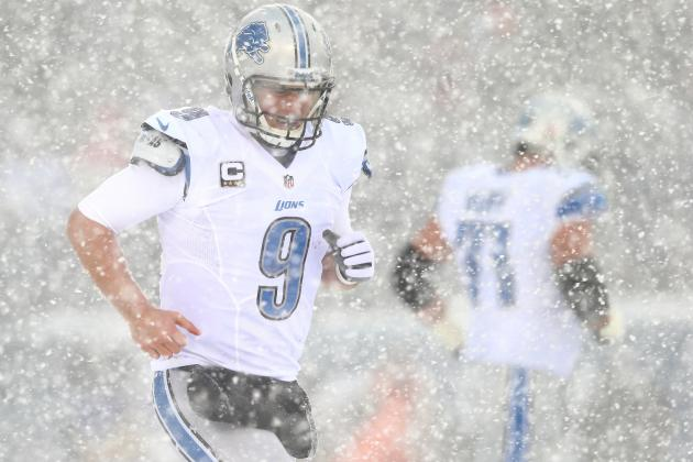 Detroit Lions vs. Philadelphia Eagles: Takeaways from Lions' Snowy Loss