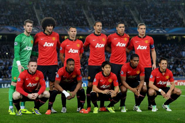 How Manchester United Will Line Up Against Shakhtar Donetsk