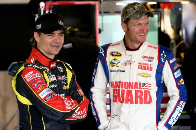 NASCAR Drivers 1 Improvement Away from Contending for a Sprint Cup Title