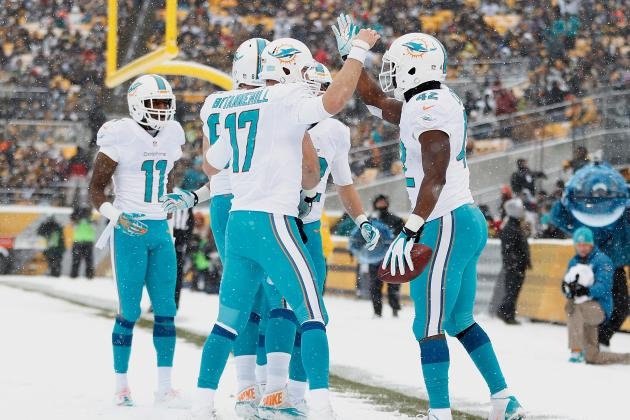 Dolphins vs. Steelers: 7 Takeaways from Miami's Wild 34-28 Win over Pittsburgh