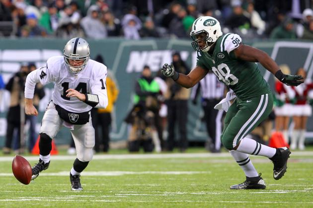 Raiders vs. Jets: Takeaways from Oakland's 37-27 Loss to New York
