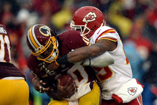Kansas City Chiefs 45-10 Washington Redskins: Takeaways for Washington