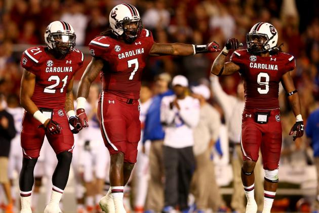 Capital One Bowl 2014: Wisconsin vs. South Carolina TV Info, Predictions, More