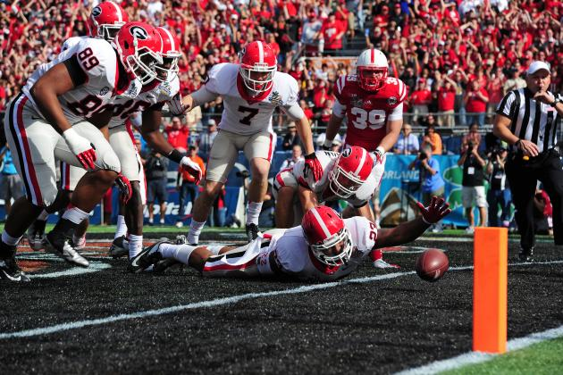 Gator Bowl 2014: Georgia vs. Nebraska TV Info, Predictions and More