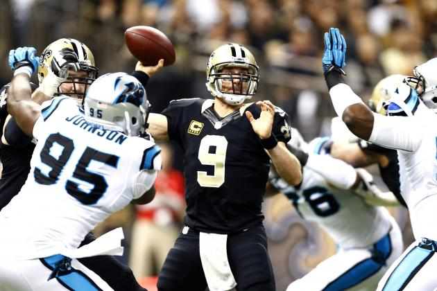 Panthers vs. Saints: Takeaways from the Saints' 31-13 Victory over Carolina
