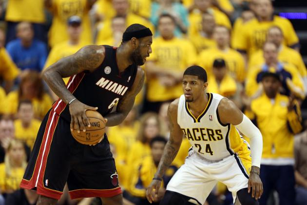 Ranking the Best Player Rivalries in the NBA for 2013-14 Season