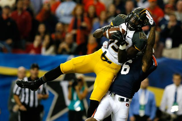 AT&T Cotton Bowl 2014: Oklahoma State vs. Missouri, TV Info and Predictions