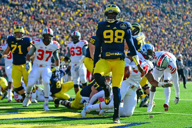 Michigan Football: 5 Things We Need to See in the Buffalo Wild Wings Bowl