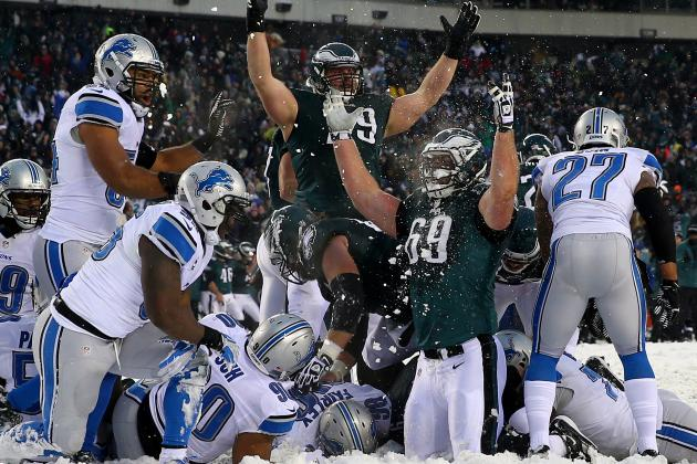 Detroit Lions vs. Philadelphia Eagles: Full Roster Report Card for Detroit