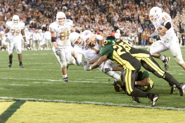 Valero Alamo Bowl 2013: Oregon vs Texas TV Info, Predictions and More