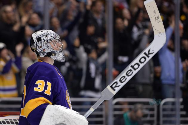 Ranking the Top 10 Highlights in Week 11 of the 2013-14 NHL Season