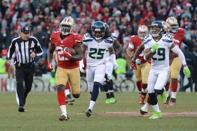 Seahawks vs. 49ers: Full Roster Report Card Grades for San Francisco